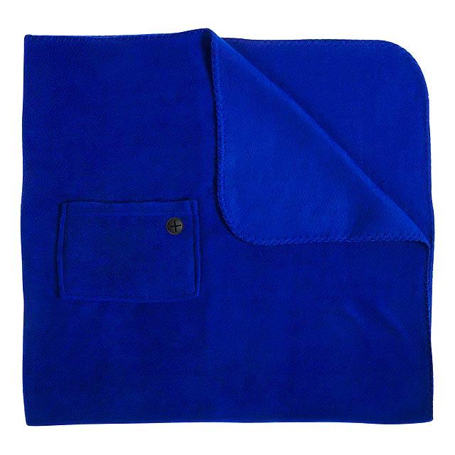 Elowin deka - modrá