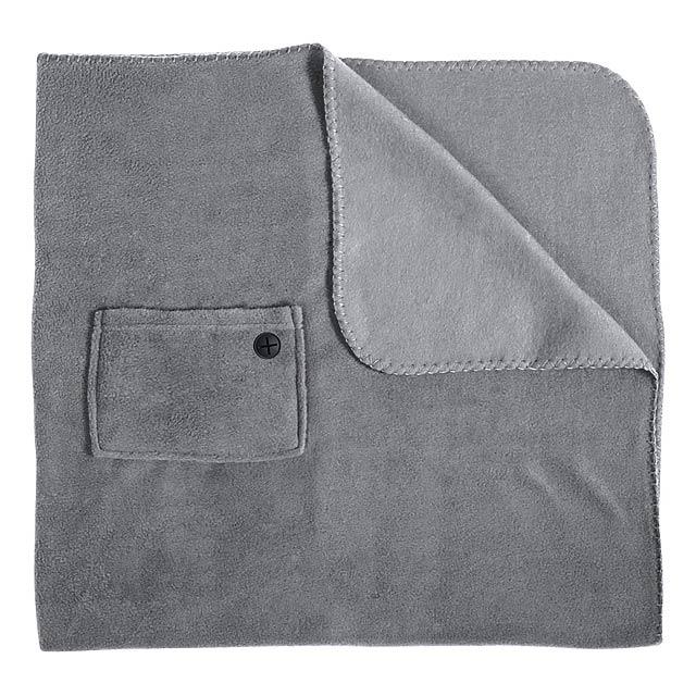Elowin deka - šedá