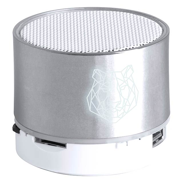 Viancos bluetooth reproduktor - stříbrná