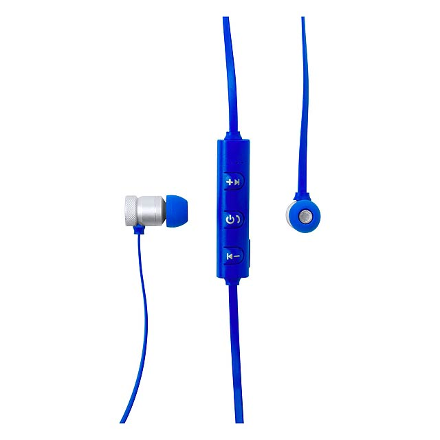 Voltar bluetooth sluchátka - modrá