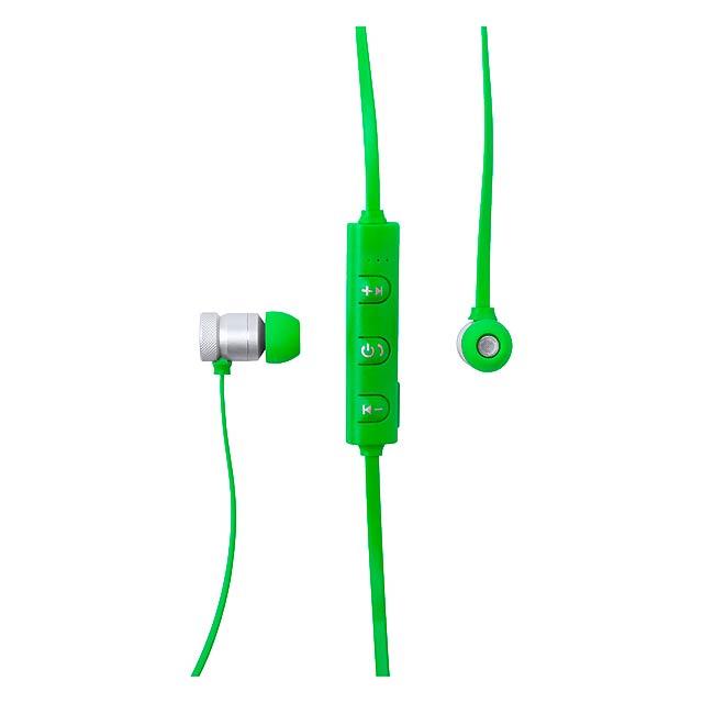 Voltar bluetooth sluchátka - zelená