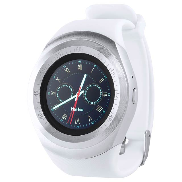Bogard chytré hodinky - bílá