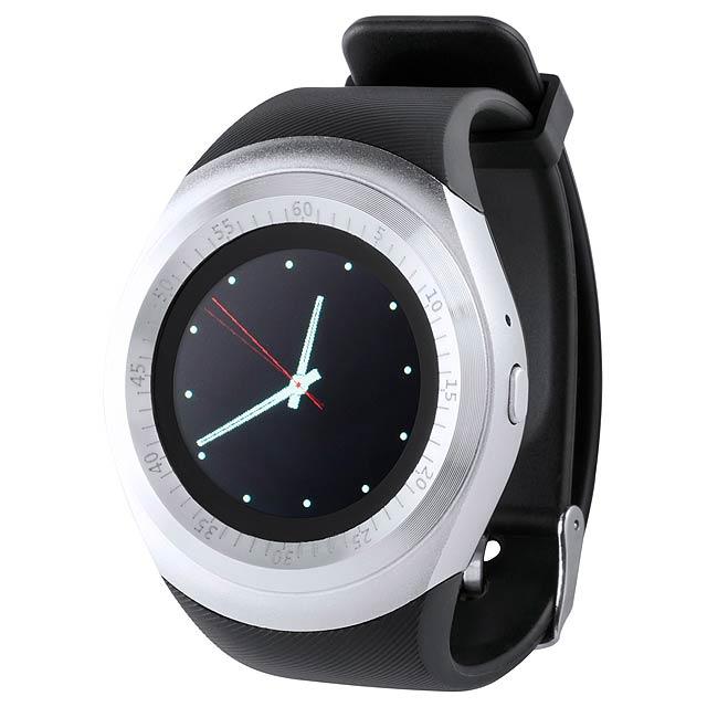 Bogard chytré hodinky - černá