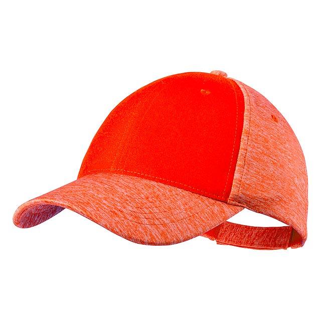 Bayet baseballová čepice - oranžová