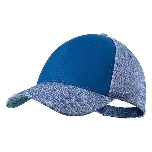 Bayet baseballová čepice - modrá