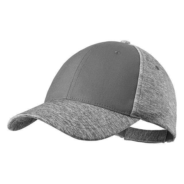 Bayet baseballová čepice - šedá