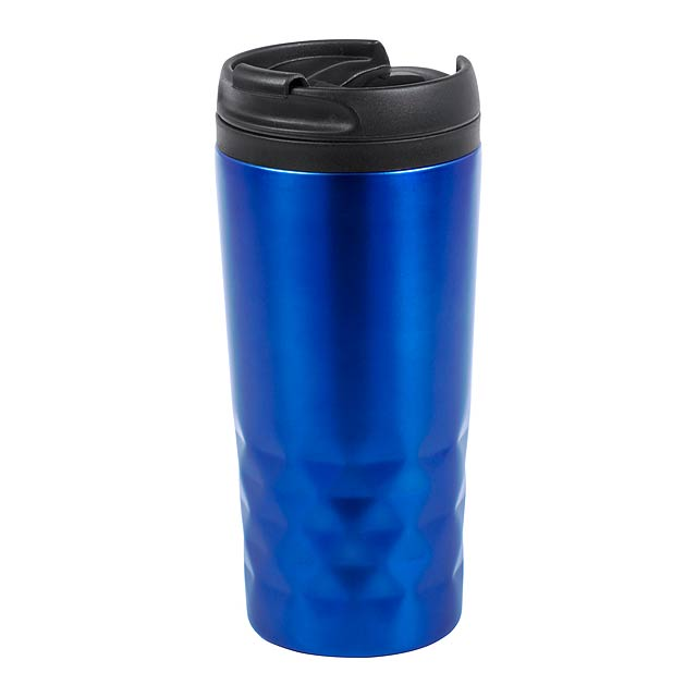 Dritox termo hrnek - modrá