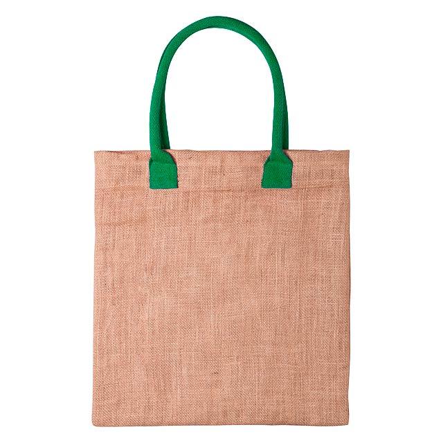 Kalkut nákupní taška - zelená