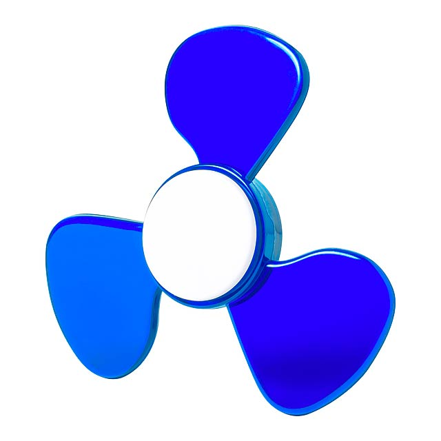Bolty spinner - modrá