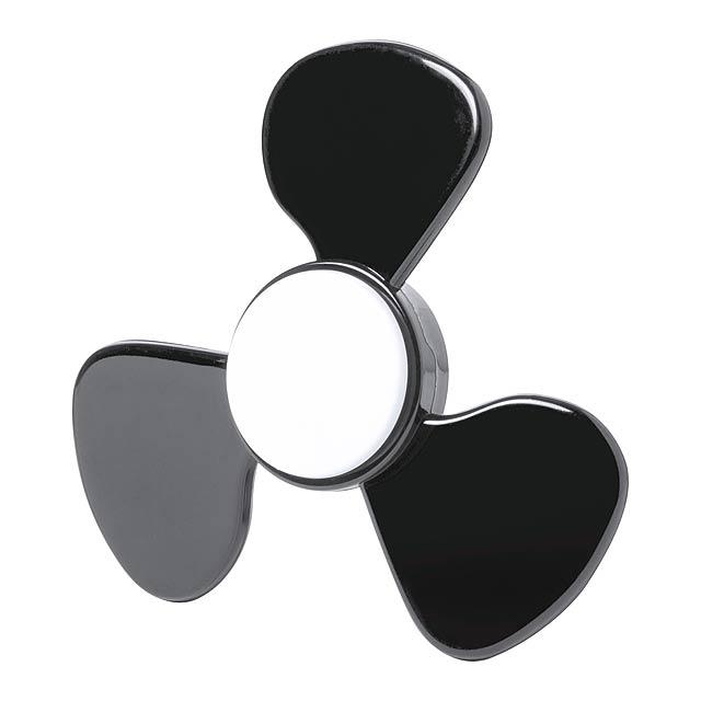 Bolty spinner - černá