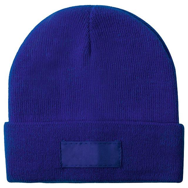 Holsen zimní čepice - modrá