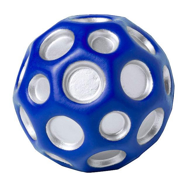 Kasac antistresový míč - modrá