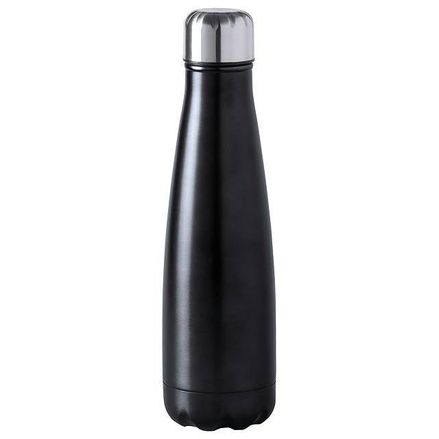 Herilox láhev na vodu - černá