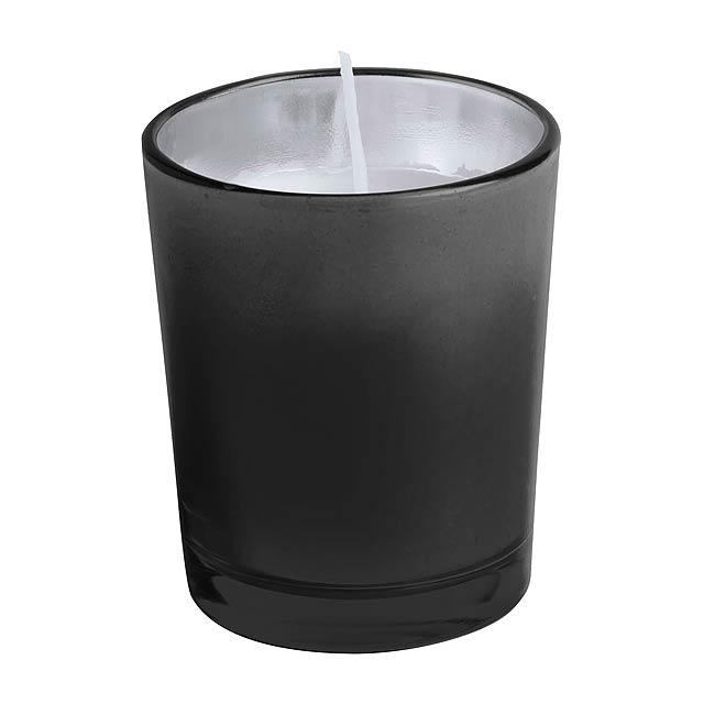 Nettax vonná svíčka, káva - černá