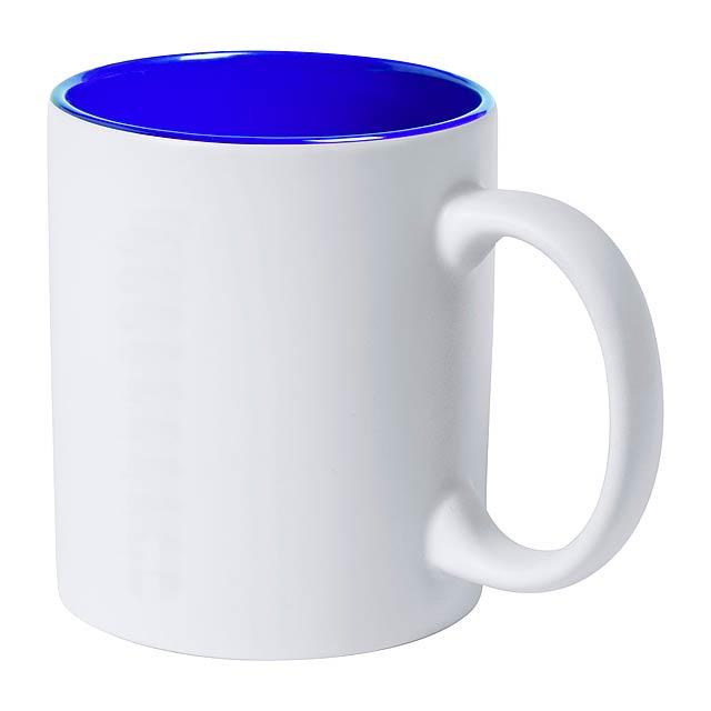 Kulmer hrnek - modrá