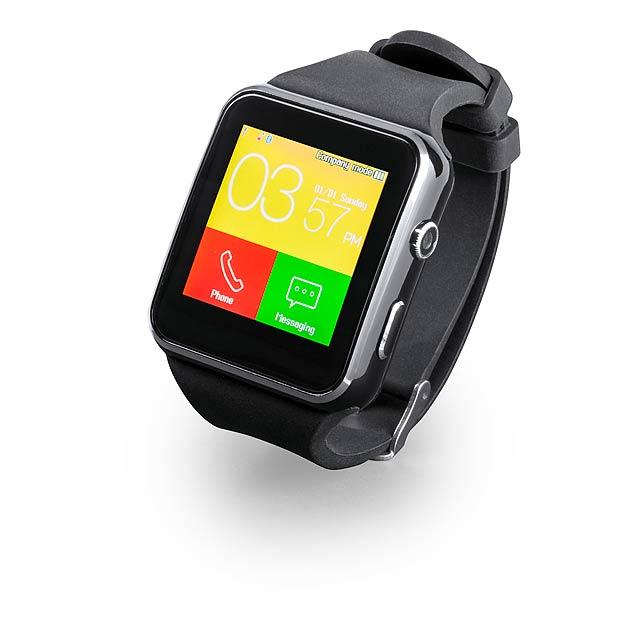 Vícejazyčné, chytré hodinky s technologií Bluetooth s 1,44