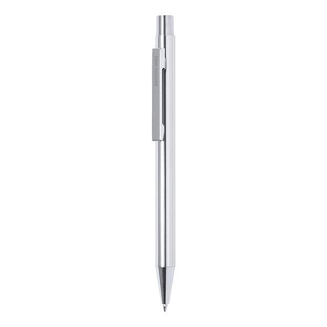 Sultik kuličkové pero - stříbrná