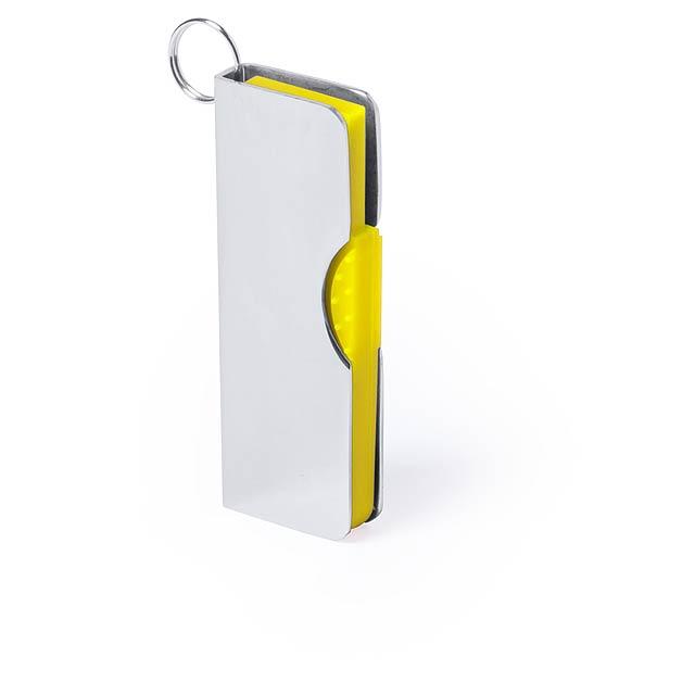Sokian 8Gb USB flash disk - žlutá