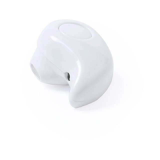 Delgor sluchátka - bílá