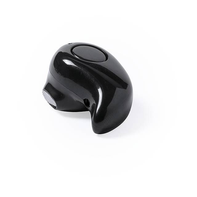 Delgor sluchátka - čierna