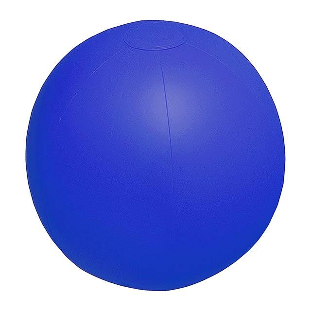 Playo plážový míč (ø28 cm) - modrá