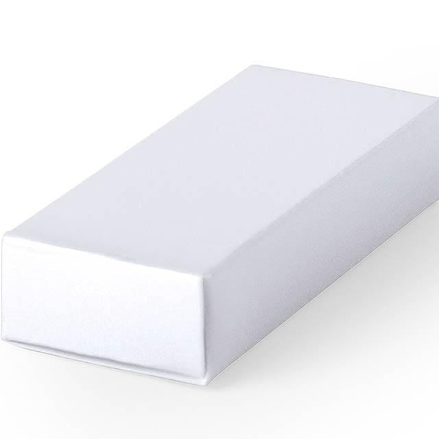 Halmer dárková krabička - bílá