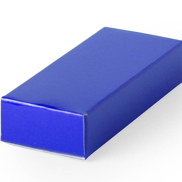Halmer dárková krabička - modrá
