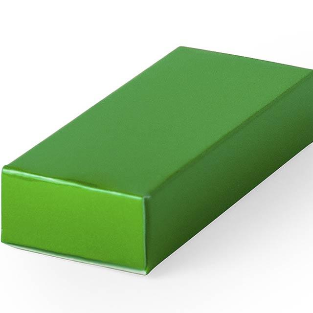 Halmer dárková krabička - zelená