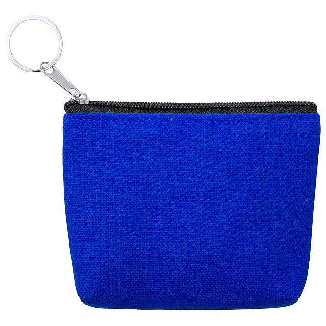 Kaner peněženka - modrá