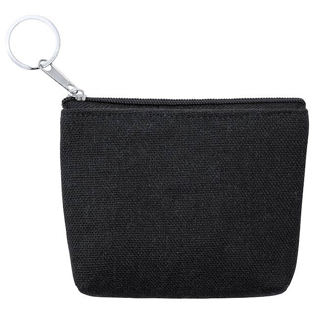 Kaner peněženka - černá