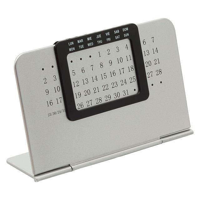Ewiger-Kalender - Silber