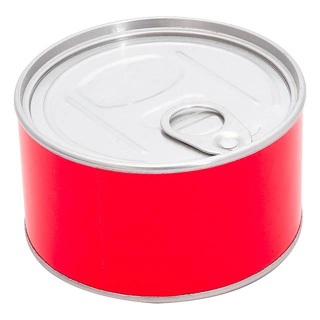 Proter hodiny - červená