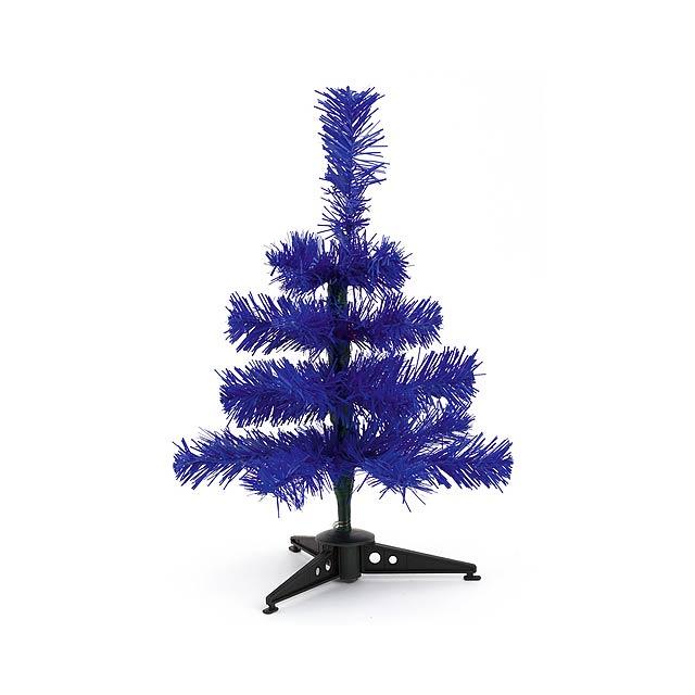 Pines vánoční strom - modrá