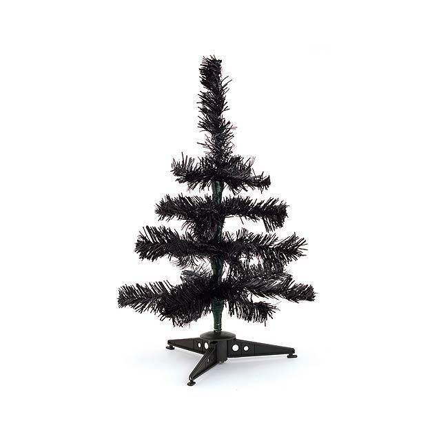 Pines vánoční strom - černá