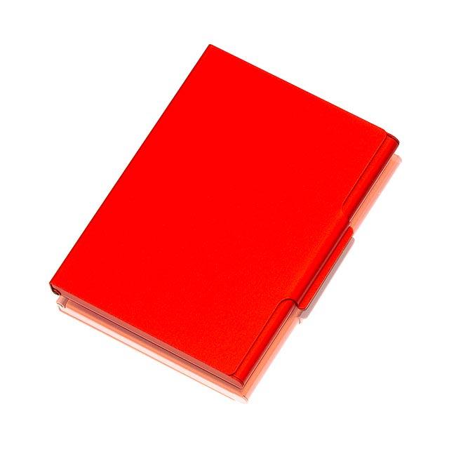 Digit paměťová karta - červená