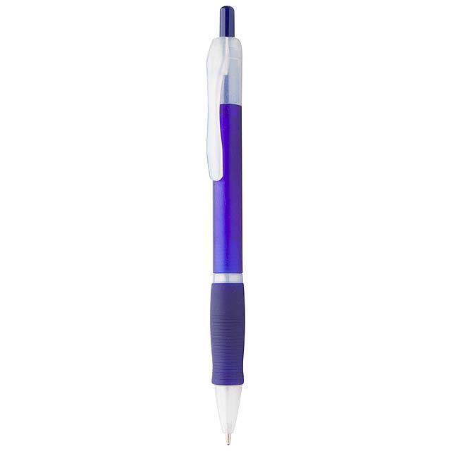 Zonet kuličkové pero - modrá