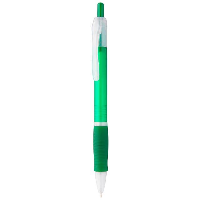 Zonet kuličkové pero - zelená