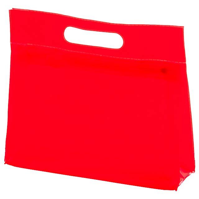 Fergi kosmetická taštička - červená