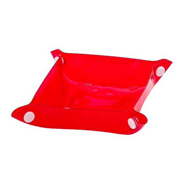 Flot zásobník - červená
