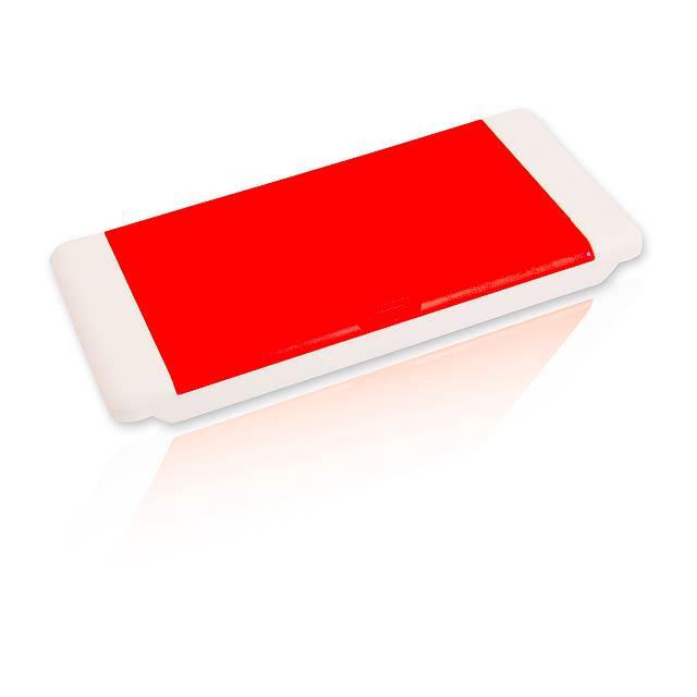 Prain utěrka - červená