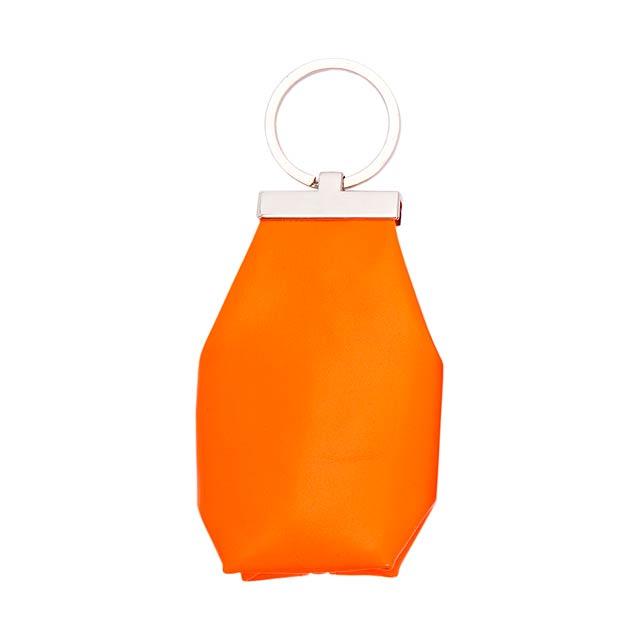 Brody klíčenka - oranžová