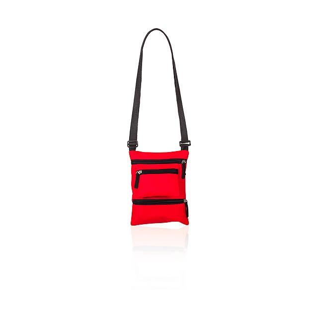 Isis taška přes rameno - červená