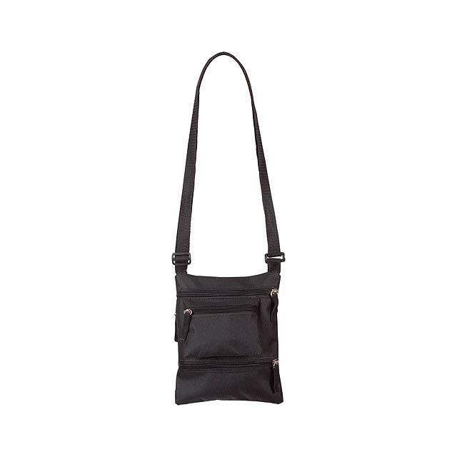 Isis taška přes rameno - černá
