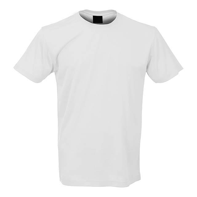 Tecnic T sportovní tričko - bílá