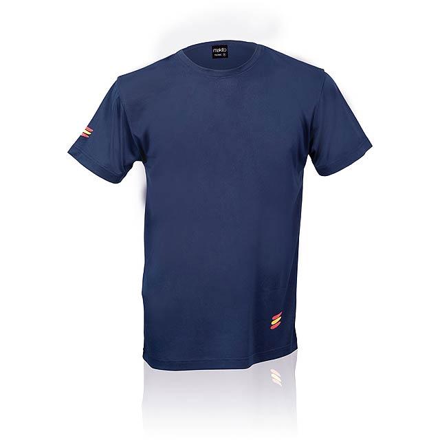 Bandera funkční tričko  - modrá