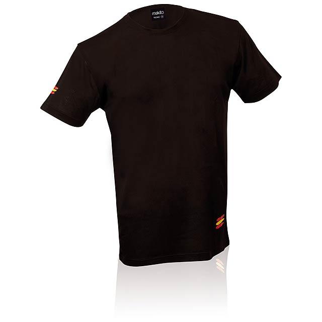 Bandera funkční tričko  - černá