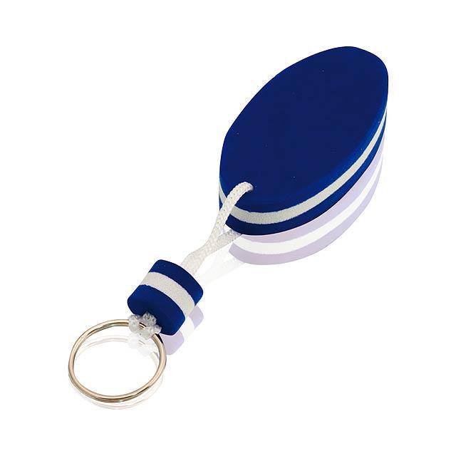 Soke přívěšek na klíče - modrá