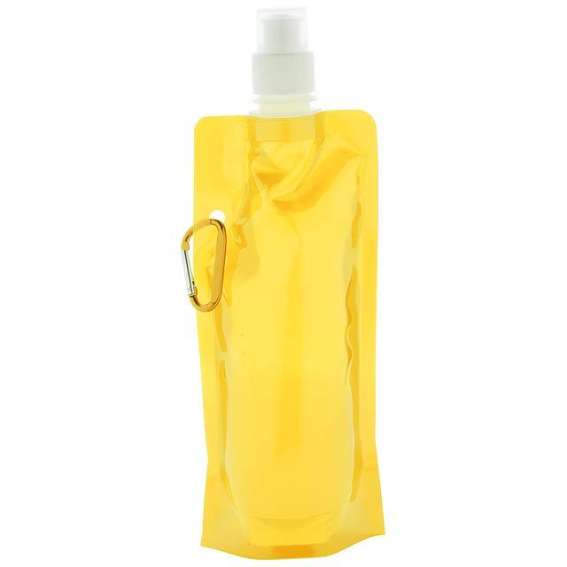 Boxter sportovní láhev - žlutá