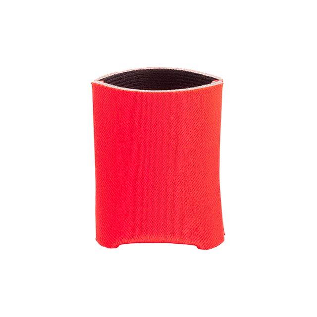 Termic chladící obal - červená