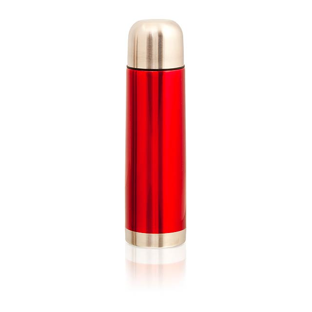Kalon termoska - červená